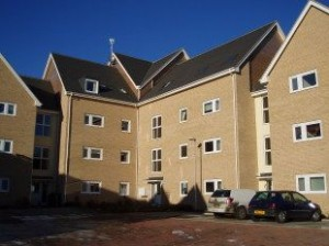Flat to rent in Eaton Socon